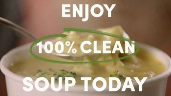 Panera Bread Broccoli Cheddar Soup TV Spot, 'What Goes Into Your Soup'