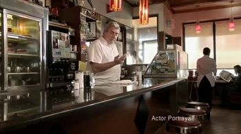 Endo Pharmaceuticals TV Spot, 'Dupuytren's Contracture: Diner' - Thumbnail 1