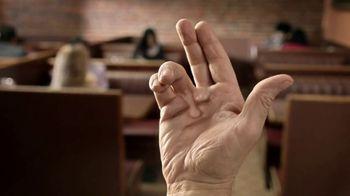 Endo Pharmaceuticals TV Spot, 'Dupuytren's Contracture: Diner' - Thumbnail 5