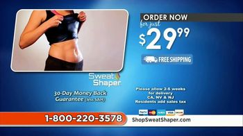 Sweat Shaper TV Spot, 'Turn Up Your Workout' - Thumbnail 9