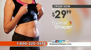 Sweat Shaper TV Spot, 'Turn Up Your Workout'