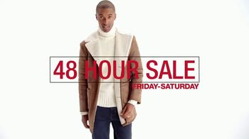 Macy's 48 Hour Sale TV Spot, 'Boots for Her, Fine Jewelry and Coats'