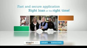 SmartBiz Loans TV Spot, 'The Right Loan at the Right Time'