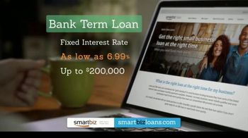 SmartBiz Loans TV Spot, 'The Right Loan at the Right Time' - Thumbnail 7