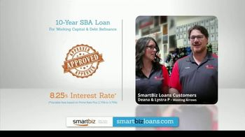 SmartBiz Loans TV Spot, 'The Right Loan at the Right Time' - Thumbnail 9