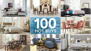 Rooms to Go Holiday Weekend Hot Buys TV Spot, 'For Every Room' - Thumbnail 5
