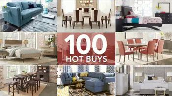 Rooms to Go Holiday Weekend Hot Buys TV Spot, 'For Every Room' - Thumbnail 9