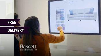 Bassett Winter Home Sale TV Spot, 'Time for Custom Furniture' - Thumbnail 3