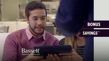 Bassett Winter Home Sale TV Spot, 'Time for Custom Furniture' - Thumbnail 4