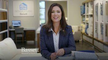 Bassett Winter Home Sale TV Spot, 'Time for Custom Furniture' - Thumbnail 5