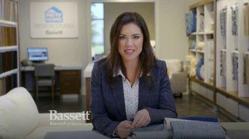Bassett Winter Home Sale TV Spot, 'Time for Custom Furniture' - Thumbnail 6