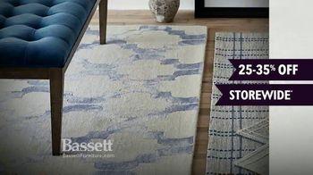 Bassett Winter Home Sale TV Spot, 'Time for Custom Furniture' - Thumbnail 7