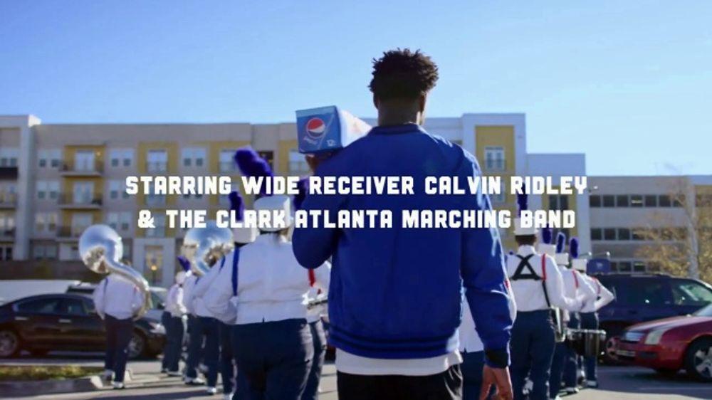 Pepsi: Teaser: Calvin Ridley Surprises Fans in Atlanta