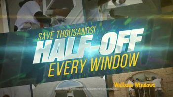 Wallside Windows TV Spot, '75 Years: You Could Save Thousands' - Thumbnail 2