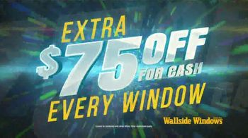 Wallside Windows TV Spot, '75 Years: You Could Save Thousands' - Thumbnail 3