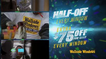 Wallside Windows TV Spot, '75 Years: You Could Save Thousands' - Thumbnail 6