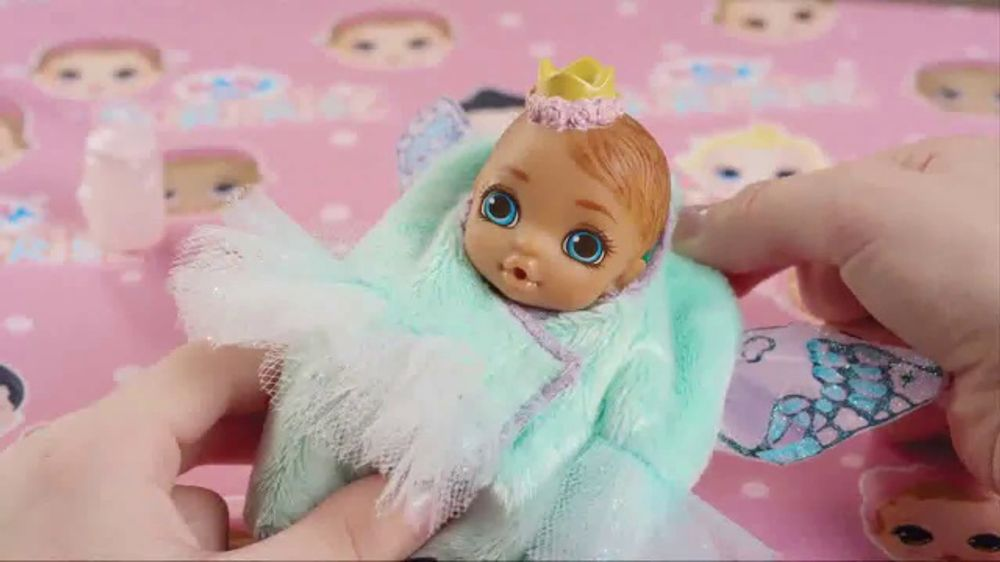 Baby Born Surprise Tv Commercial Diapers And Fun Ispot Tv