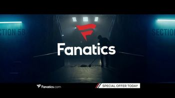 Fanatics.com TV Spot, 'Sports Fans Are Gearing Up' Song by Greta Van Fleet - Thumbnail 8
