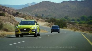 2018 Hyundai Kona TV Spot, 'Paid Attention' [T2] - 34 commercial airings