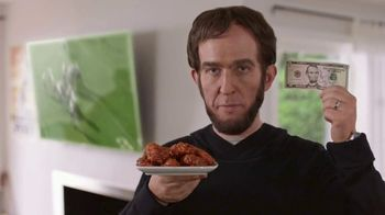 Pizza Hut $5 Lineup TV Spot, 'Get All the Wings'