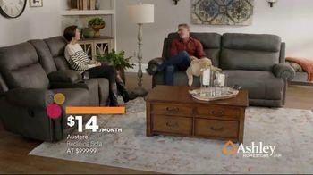 Ashley HomeStore Sale & Clearance Event TV Spot, 'Final Week: No Interest'