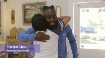 United Way TV Spot, 'Game Changer: Give Back' Featuring Demario Davis - Thumbnail 2