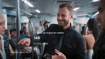 NordVPN TV Spot, 'Wi-Fi público: tren' [Spanish]