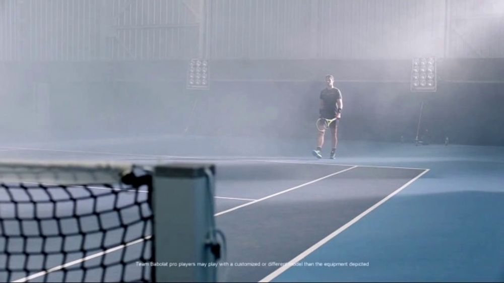 Babolat Pure Aero Tv Commercial Fueled By Fight Featuring Rafael Nadal Ispot Tv