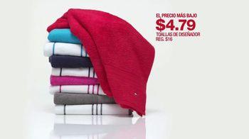 Macy's La Venta de 48 Horas TV Spot, 'Toallas y electrodomésticos' [Spanish] - Thumbnail 2
