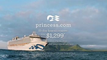 Princess Cruises TV Spot, 'Discovery Tours: 15-Day Hawaii Cruise' - Thumbnail 9