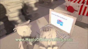 The Walt Disney Company TV Spot, 'Magic of Storytelling: Dreamland' - Thumbnail 8