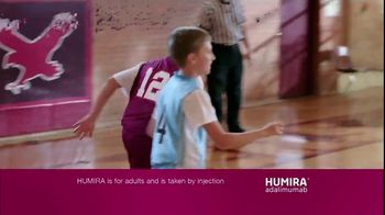 HUMIRA TV Spot, 'Basketball Game' - Thumbnail 7
