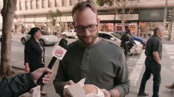 Burger King Big King XL TV Spot, 'Improved Copycat' - Thumbnail 1