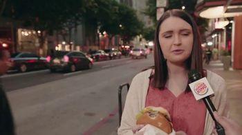 Burger King Big King XL TV Spot, 'Improved Copycat' - Thumbnail 3