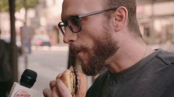 Burger King Big King XL TV Spot, 'Improved Copycat' - Thumbnail 4