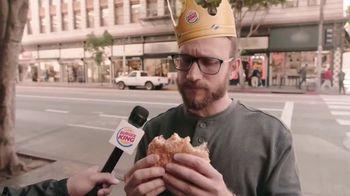 Burger King Big King XL TV Spot, 'Improved Copycat' - Thumbnail 5