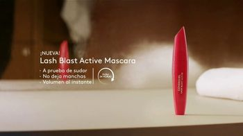 CoverGirl Lash Blast Active Mascara TV Spot, 'Guerrera' con Massy Arias [Spanish] - Thumbnail 6