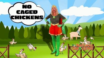 Natural Grocers TV Spot, 'Health Crusader and Organica Girl: Not Like the Other Guys'