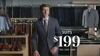 JoS. A. Bank January Sales Event TV Spot, 'Suits, Wool Coats & Sweaters' - Thumbnail 3