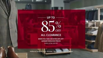 JoS. A. Bank January Sales Event TV Spot, 'Suits, Wool Coats & Sweaters' - Thumbnail 7
