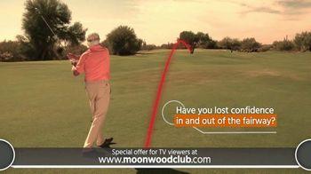 Moon Wood Club MW8 TV Spot, 'Fairway Confidence'