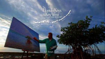The Florida Keys & Key West TV Spot, 'Art Imitates Life Here' - Thumbnail 9