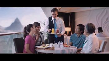 Celebrity Cruises $25 Deposit Sale TV Spot, 'A World Where Anything Is Possible'