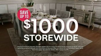 Ashley HomeStore Winter Sale TV Spot, 'Save Up to $1000' Song by Midnight Riot - Thumbnail 5