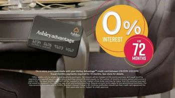 Ashley HomeStore Winter Sale TV Spot, 'Save Up to $1000' Song by Midnight Riot - Thumbnail 7