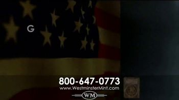 Westminster Mint TV Spot, '2019 $50 American Golf Eagle Coin' - Thumbnail 1