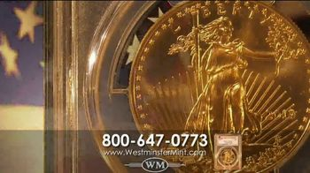 Westminster Mint TV Spot, '2019 $50 American Golf Eagle Coin'