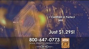 Westminster Mint TV Spot, '2019 $50 American Golf Eagle Coin' - Thumbnail 4