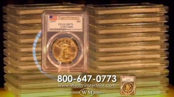 Westminster Mint TV Spot, '2019 $50 American Golf Eagle Coin' - Thumbnail 6