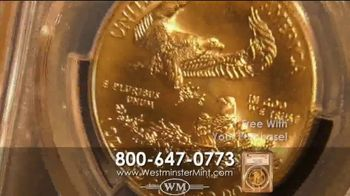 Westminster Mint TV Spot, '2019 $50 American Golf Eagle Coin' - Thumbnail 9